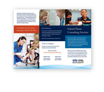 Three Rivers District Health: Brochure